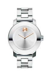 Women's Movado 'Bold' Round Bracelet Watch 36Mm