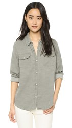 Sundry Army Shirt Pigment Olive