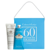 Crabtree And Evelyn La Source 60 Second Fix Set 2 X 100G