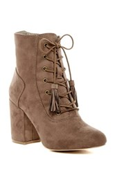 Nature Breeze Elite Lace Up Boot Brown