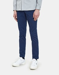 Saturdays Surf Nyc John Chino Pant In Postal Blue