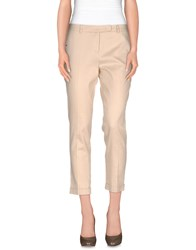 Tru Trussardi Trousers Casual Trousers Women Beige
