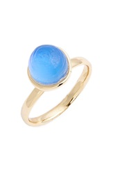 Alexis Bittar 'Lucite ' Ring Brocade Blue
