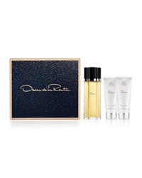Oscar Holiday Fragrance Gift Set Oscar De La Renta