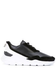 Buscemi Lace Up Sneakers Black