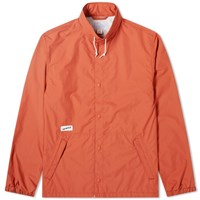 Nanamica Coach Jacket Orange