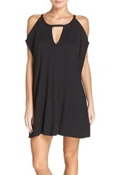 Robin Piccone Women's Cold Shoulder Cover Up