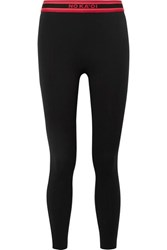No Ka' Oi Ka'oi Chance Stretch Leggings Black