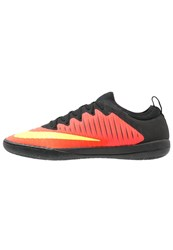 Nike Performance Mercurialx Finale Ii Ic Indoor Football Boots Total Crimson Volt Pink Blast Black Red