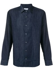 Closed Classic Denim Shirt Blue