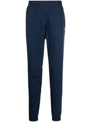 Le Coq Sportif Logo Embroidered Track Trousers 60