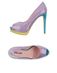 Studio Pollini Pumps Lilac