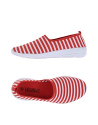 Colors Of California Sneakers Red