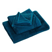 Moeve Bamboo Towel Deep Lake Blue