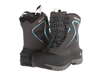 Baffin Sage Charcoal Teal Women's Cold Weather Boots Gray
