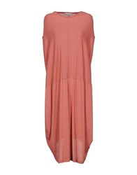 Alysi 3 4 Length Dresses Pastel Pink