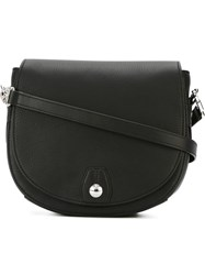 Rag And Bone Rag And Bone Small Saddle Bag Black