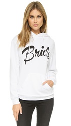 Wildfox Couture Bride Hoodie Wedding White