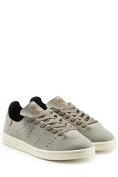 Adidas Originals Stan Smith Sock Leather Sneakers
