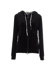 Blumarine Beachwear Topwear Sweatshirts Women Black