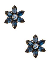 Liz Palacios Starflower Stud Earrings No Color