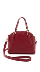 Foley Corinna Tiggy Cross Body Bag Rouge