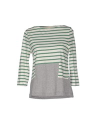 Boy By Band Of Outsiders Topwear T Shirts Women Green