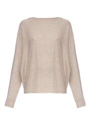 Vanessa Bruno Dolti Cashmere And Wool Blend Sweater