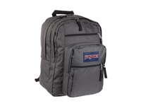 Jansport Big Student Forge Grey Backpack Bags Gray