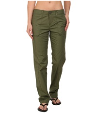 Mountain Hardwear Wandering Solid Pant Mosstone Women's Casual Pants Green