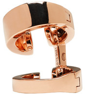 Repossi Rose Gold 2 Rows Berbere Ear Cuff