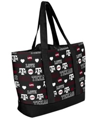 Forever Collectibles Texas A And M Aggies Tote Bag Maroon