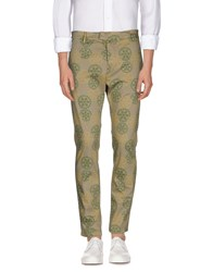 Haikure Trousers Casual Trousers Men Green