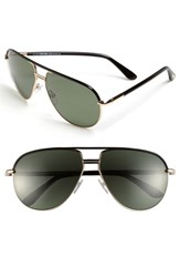 Tom Ford Women's 'Cole' 61Mm Polarized Aviator Sunglasses