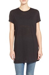 Junior Women's Rvca 'Burner' Tee