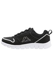 Kappa Amora Trainers Black White