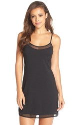 Women's Calvin Klein 'Naked Touch' Scoop Neck Chemise