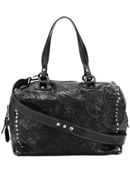 Giorgio Brato Stud Detail Tote Bag Women Leather Metal One Size Black
