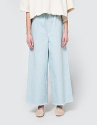 Ashley Rowe Long Pant In Light Denim