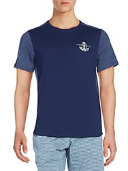Howe Creative Hustle Tee Navy