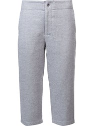 Co Capri Trousers Grey