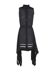 Bolongaro Trevor Short Dresses Black