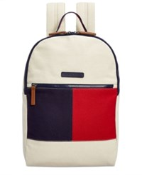 Tommy Hilfiger Flag Colorblock Backpack Parachute