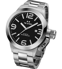 Tw Steel Cb1 Canteen Stainless Watch Stainless Steel