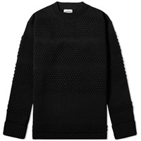 S.N.S. Herning Fisherman Crew Knit Black