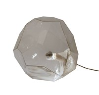 Innermost Asteroid Glass Table Floor Lamp Clear Transparent