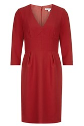 Fenn Wright Manson Casandra Dress Red