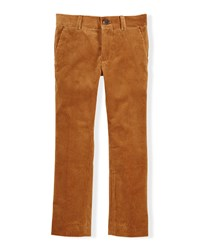 Ralph Lauren Childrenswear Slim Fit Corduroy Pants Size 2T 7 Rustic Navy