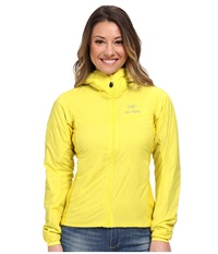 Arc'teryx Atom Lt Hoody Candied Lemon Women's Sweatshirt Yellow