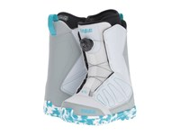 Thirtytwo Lashed Boa '17 Little Kid Big Kid White Grey Blue Men's Cold Weather Boots
